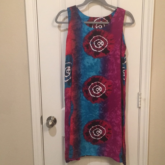custom made Dresses & Skirts - Beach dress tie dye
